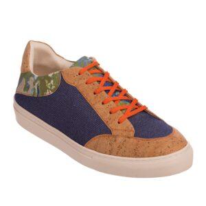 Najha - Nognana Blue - high conscience sneaker